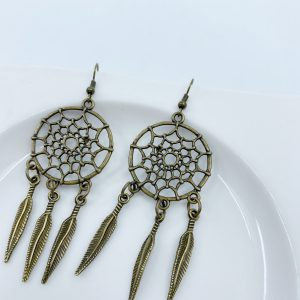 Handmade Dream Catcher Earrings