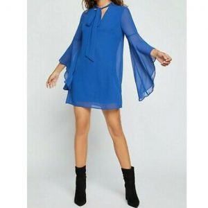 BCBGeneration Royal Blue Dress