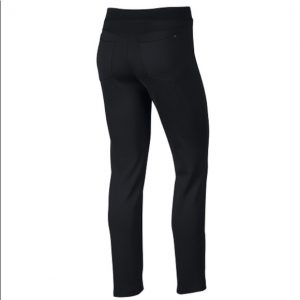 Nike Slim-Fit Golf Pants Black