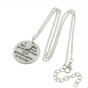 Love Between A Grandma Necklace